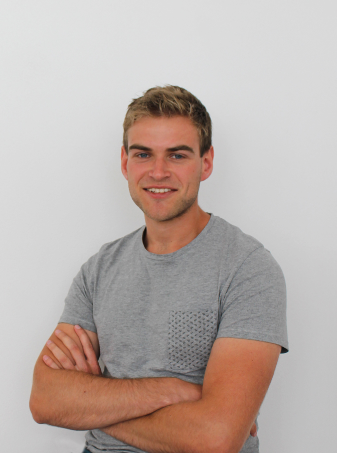 Jonas Hengsbach - Marketing Manager